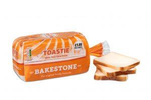 Bakestone Toastie £1.05